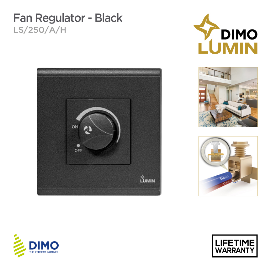 Fan-Regulator—Black_LS-250-A-H